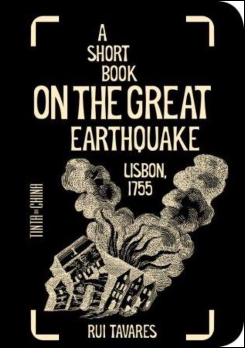 A Short Book on the Great Earthquake. Lisbon, 1755