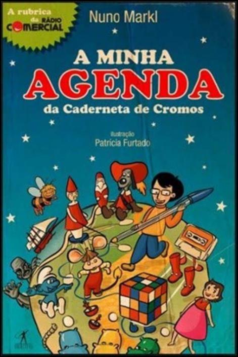 Agenda: Caderneta de Cromos