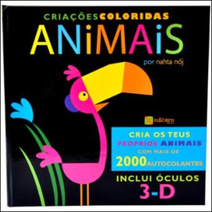 Criacoes coloridas Animais