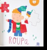 Livro de Puzzles - Roupa