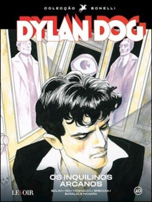 Dylan Dog - Os Inquilinos Arcanos