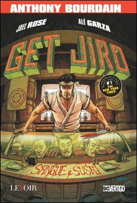 Get Jiro - Sangue e Sushi