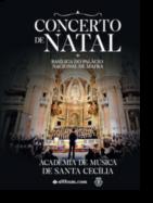 Concerto de Natal - Basílica do Palácio Nacional de Mafra