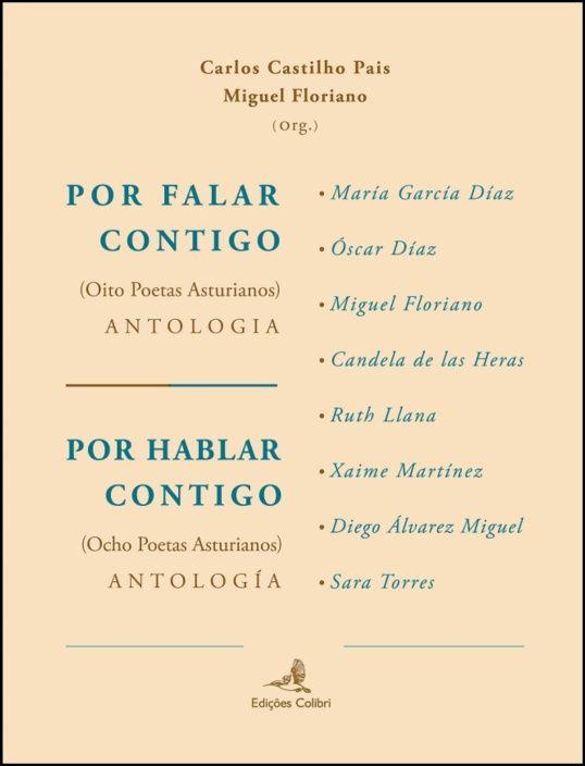 Por Falar Contigo - (Oito Poetas Asturianos) ANTOLOGIA