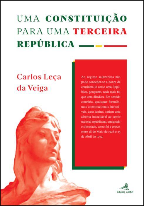 Uma Constituição para uma Terceira República