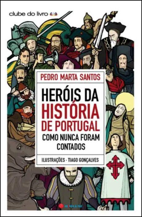 Heróis da História de Portugal