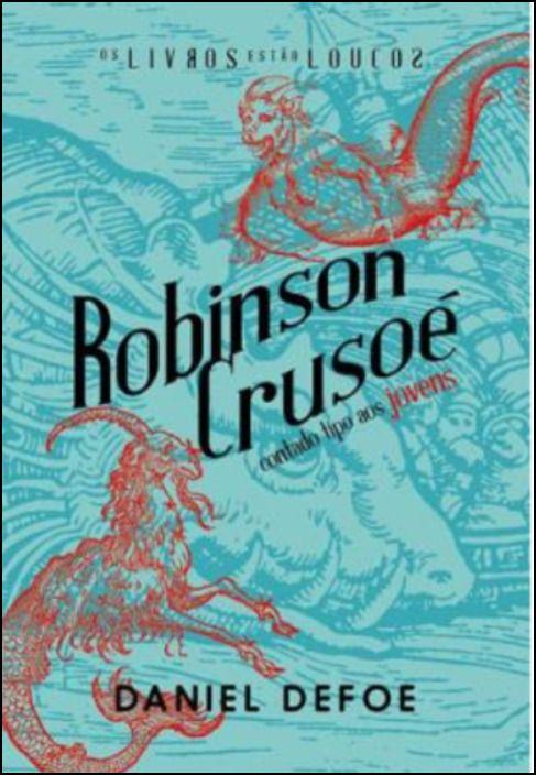 Robinson Crusoé - Contado Tipo aos Jovens