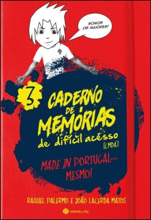 Caderno de Memórias de Difícil Acesso 3