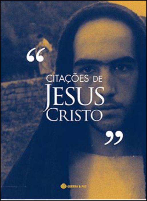Citações de Jesus Cristo