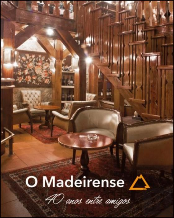 O Madeirense - 40 Anos entre Amigos