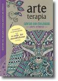 Arte Terapia: Livro de colorir anti-stress