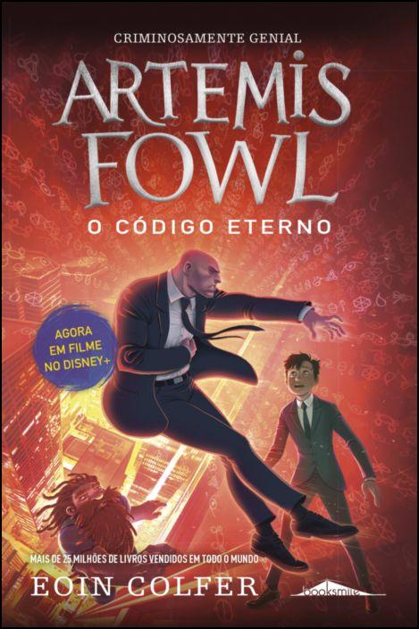 Artemis Fowl 3: O Código Eterno