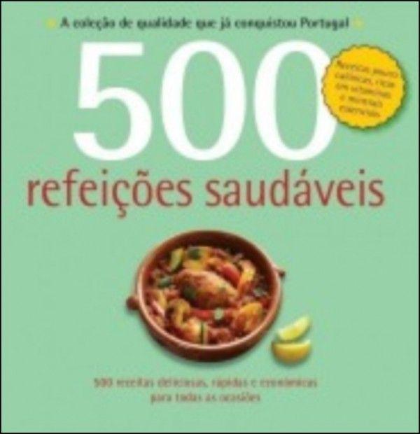 500 Refeições Saudáveis