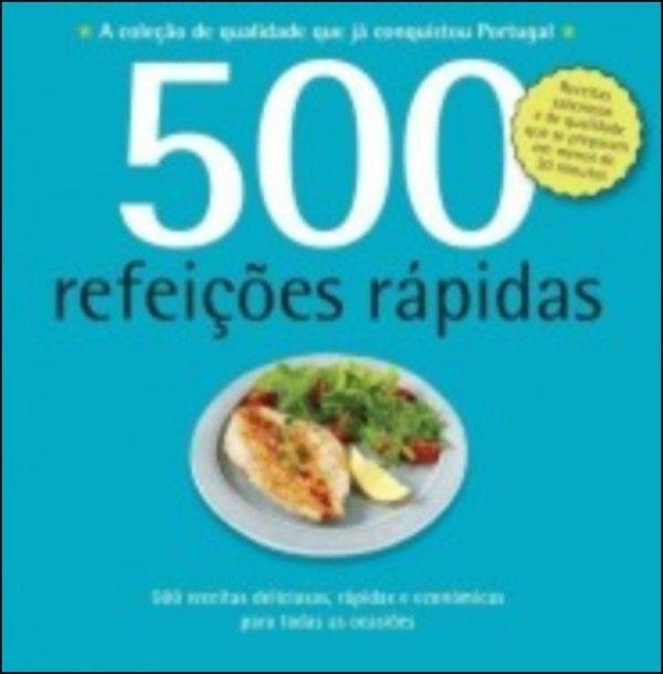 500 Refeições Rápidas