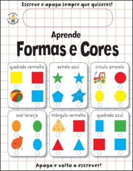 Aprende Formas e Cores