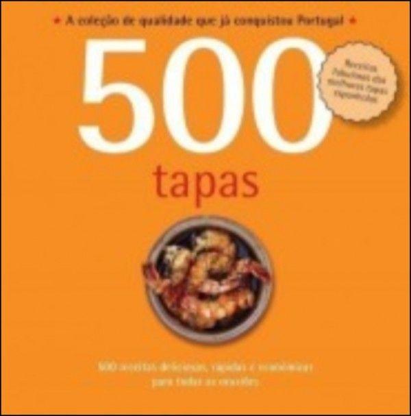 500 Receitas - Tapas