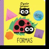 O Gato Gaspar - Minibiblioteca Formas