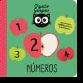 O Gato Gaspar - Minibiblioteca Números