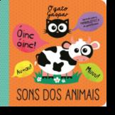 O Gato Gaspar - Minibiblioteca Sons dos Animais