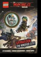 The LEGO Ninjago Movie - Garmadon em Ninjago City!