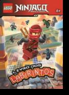 LEGO® Ninjago - Livro dos Labirintos