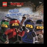The LEGO Ninjago Movie - Heróis Altamente