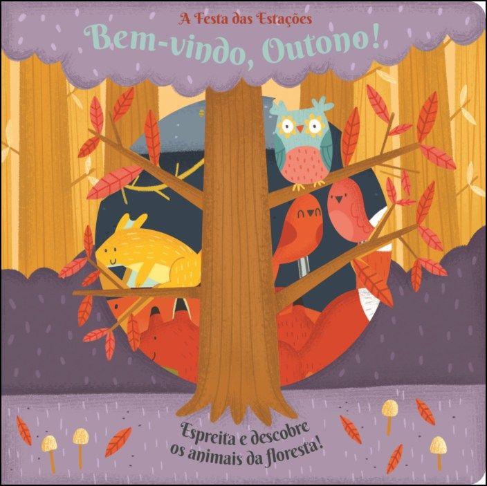 A Festa das Estações - Bem-vindo, Outono!