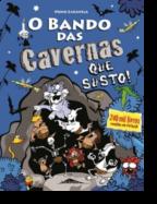 O Bando das Cavernas 19 - Que Susto!