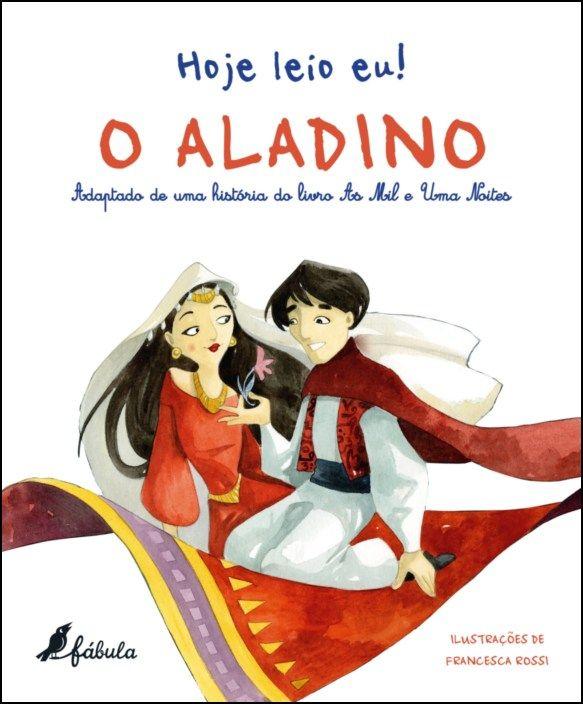 Hoje Leio Eu! - O Aladino