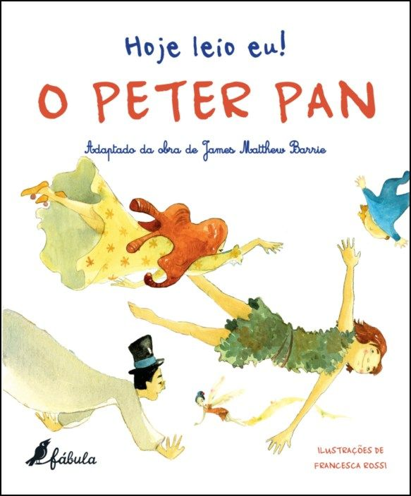 Hoje Leio Eu! - O Peter Pan
