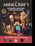 Minecraft - Atividades Divertidas com Autocolantes