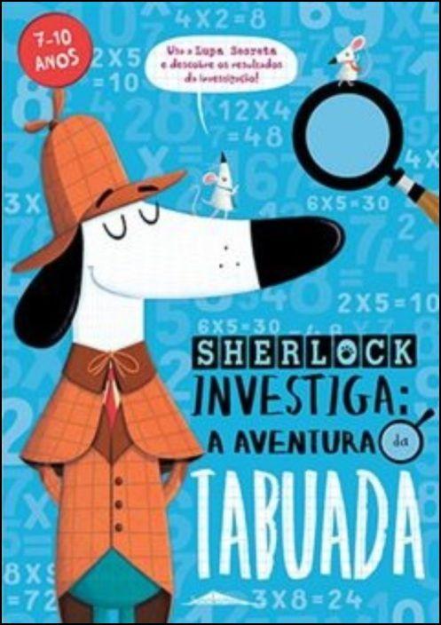 Sherlock Investiga - A Aventura da Tabuada