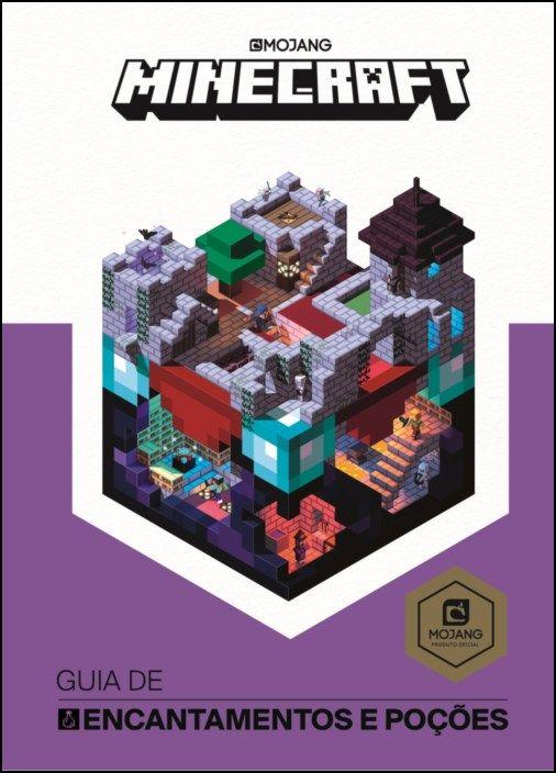 Minecraft - Guia de Encantamentos e Poções