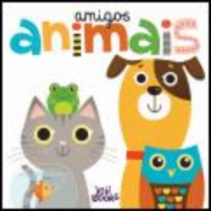 Pequenas Descobertas - Amigos Animais