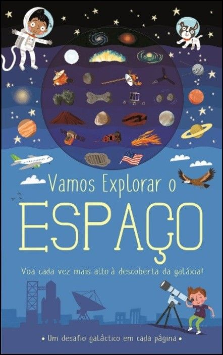 Vamos Explorar o Espaço