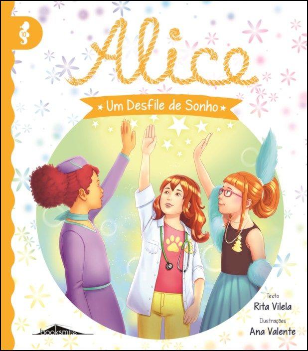 Alice 10 - Um Desfile de Sonho
