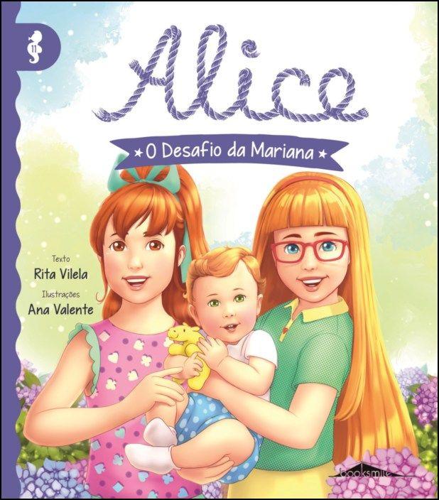 Alice 11 - O Desafio da Mariana