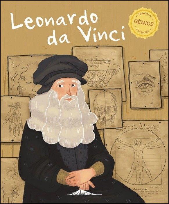Génios 3 - Leonardo da Vinci