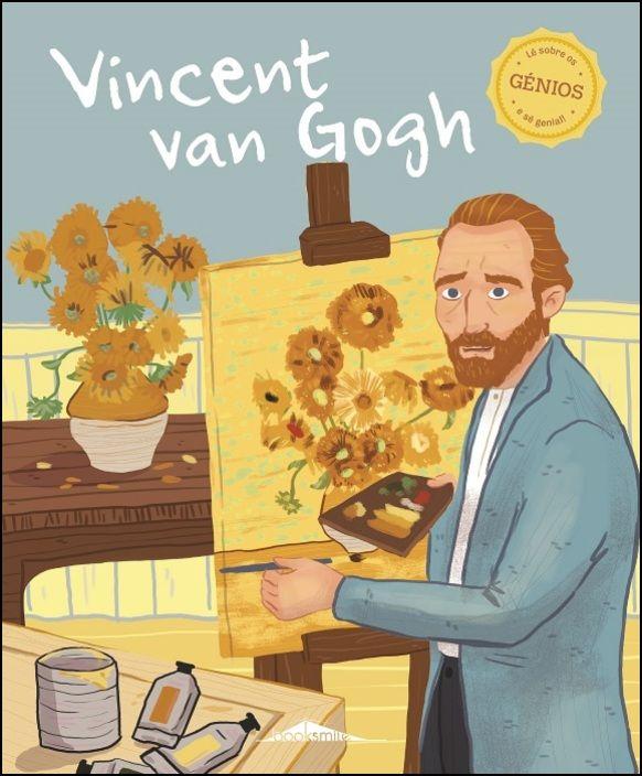 Génios 5 - Vincent van Gogh