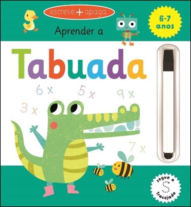 Aprender a Tabuada - Escreve e Apaga