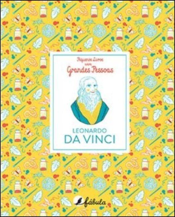 Pequenos Livros sobre Grandes Pessoas 2 - Leonardo da Vinci