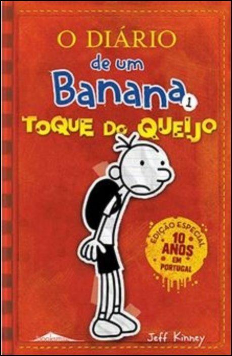 O Diário de um Banana 1 - Toque do Queijo (Edição Especial)
