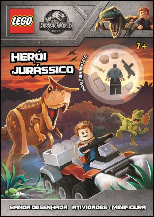 LEGO® Jurassic World - Herói Jurássico