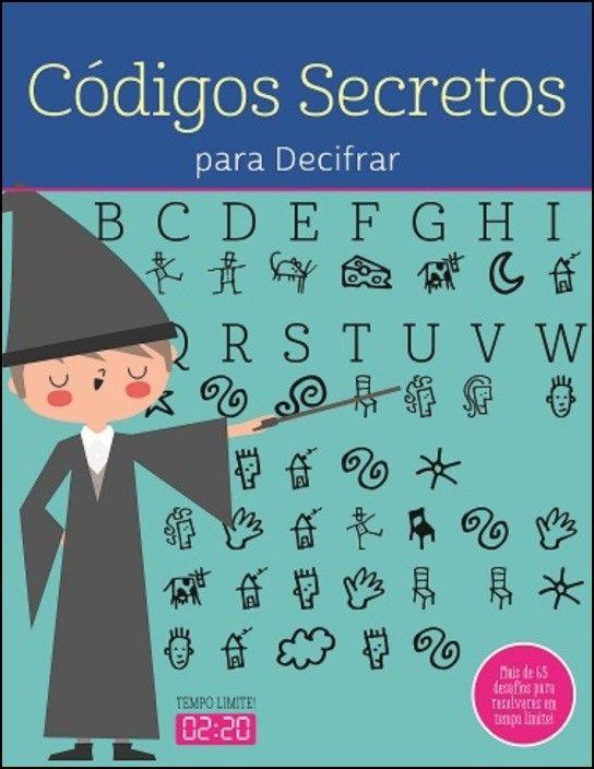 Códigos Secretos para Decifrar