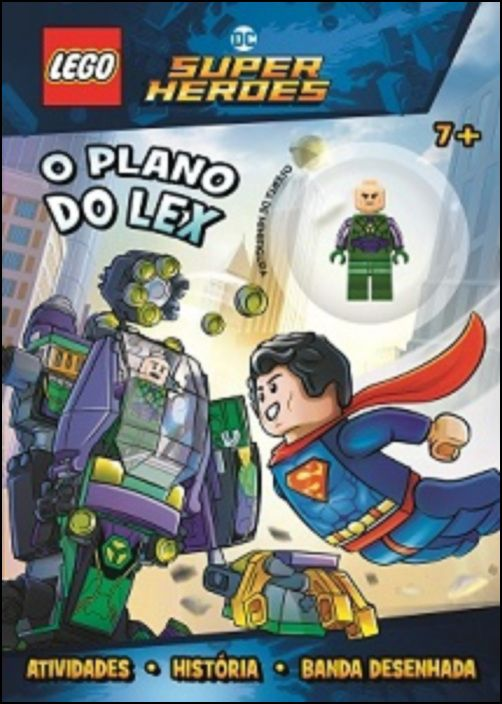 LEGO® DC Comics Super Heroes - O Plano do Lex