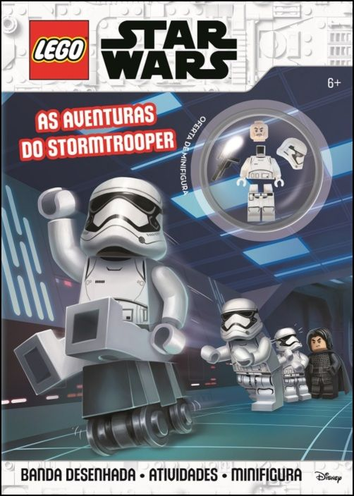 LEGO® Star Wars - As Aventuras do Stormtrooper