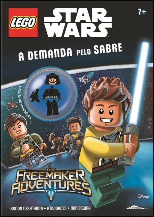 LEGO® Star Wars - A Demanda pelo Sabre