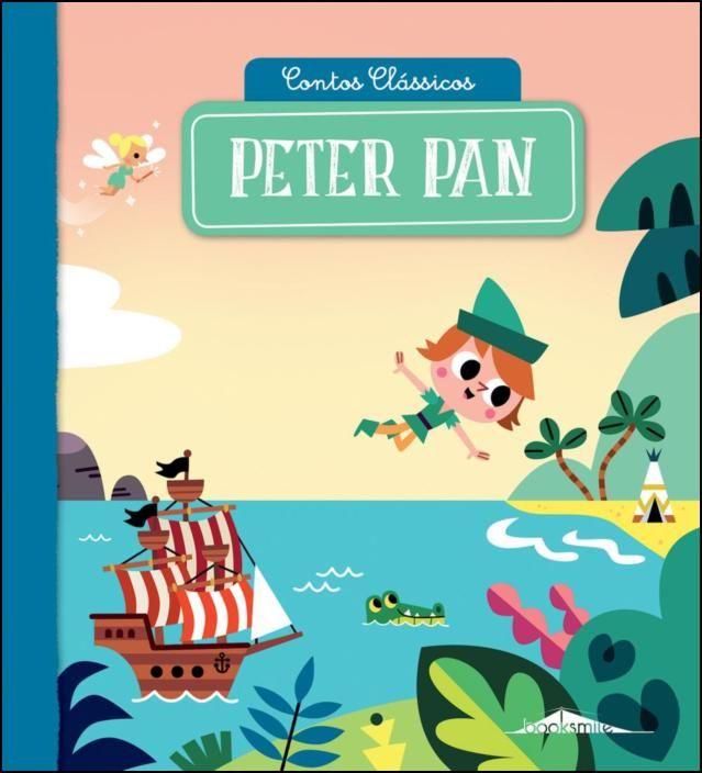 Contos Clássicos 10: Peter Pan