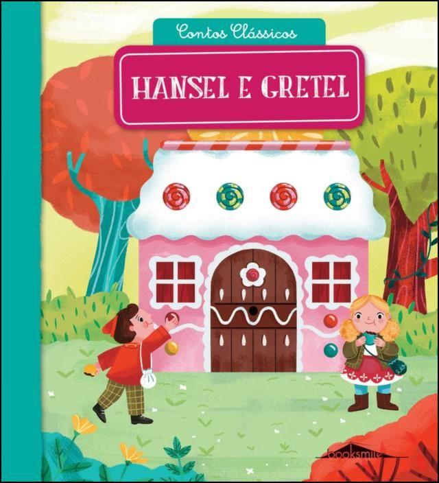 Contos Clássicos 8: Hansel e Gretel
