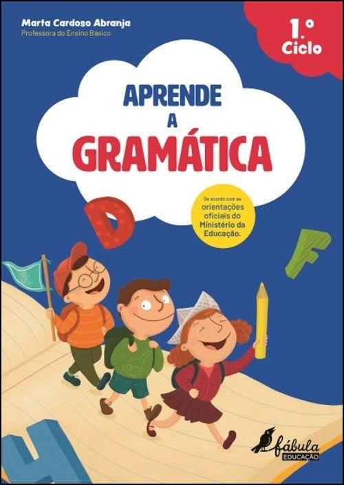 Aprende a Gramática - 1.º Ciclo
